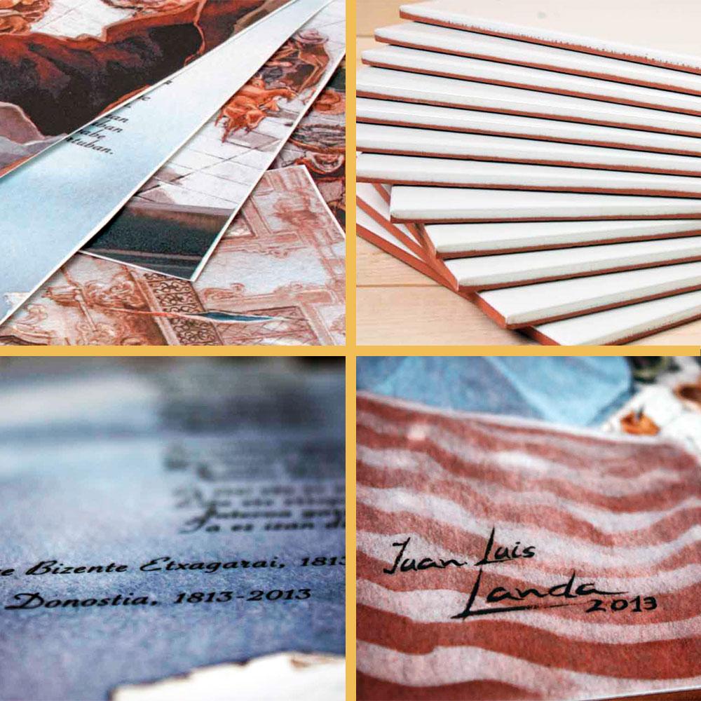 Diseño de exteriores - Druyen Fotocerámica y Deco