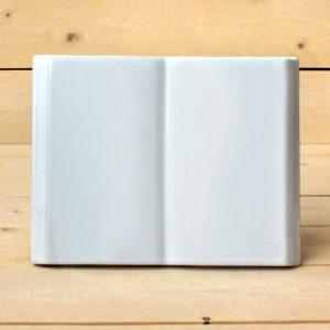 Papiro fotozeramika-liburua, portzelanazkoa - Hilobi-Artea - Druyen Fotozeramika eta Deko - Donostia-San Sebastián