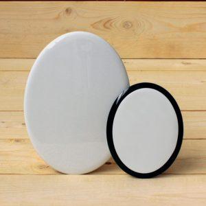 Fotocerámica oval - ovalada sin marco - Arte funerario - Druyen Fotocerámica y Deco