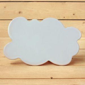 Placa Nube fotocerámica - Arte funerario - Druyen Fotocerámica y Deco