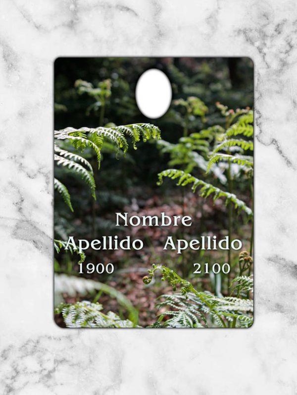 Tamaina handiko plakak - Hilobi-Artea - Druyen Fotozeramika eta Deko - Donostia-San Sebastián